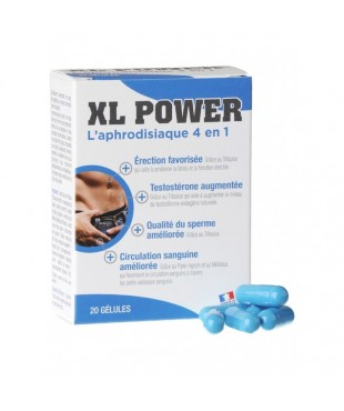 XL power 20 gélules