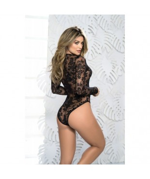 Body noir Mapalé 7172