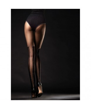 Poison Collants - 40 DEN Noir