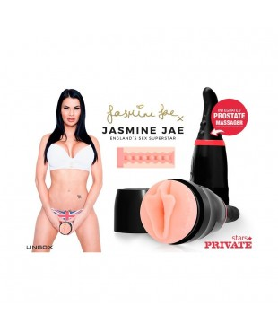 Masturbateur Jasmine Jae Vagin - Private