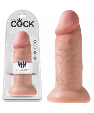Gode Extra Large King Cock Chubby 10