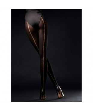 Wild Side Collants 60 DEN - Noir