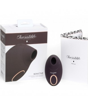 Stimulateur Rechargeable Seductive Pourpre