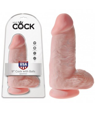 Gode Extra Large Chubby King Cock