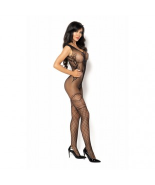 Oriana Bodystocking - Noir