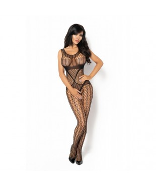 Juliya Bodystocking - Noir