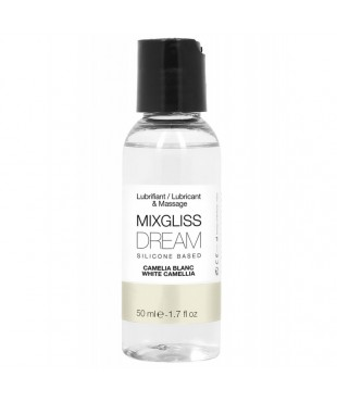 MIXGLISS SILICONE DREAM - CAMELIA BLANC 50 ML