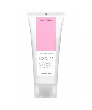 Mixgliss Eau - Swet Bubble Gum 70ML
